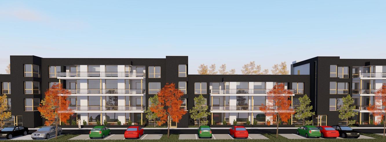 Apartment Scheme - Allendale