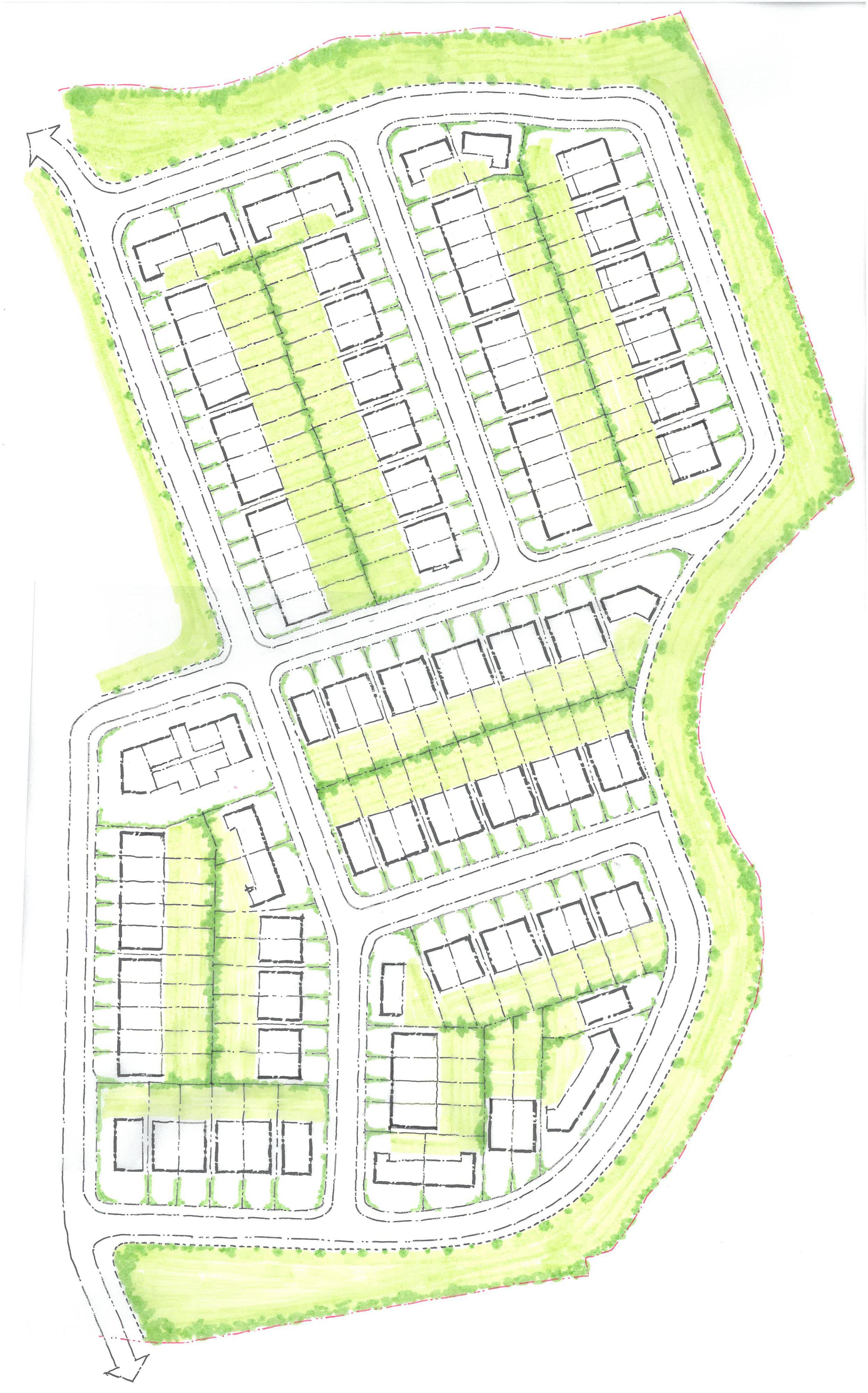 Residential - Oldcourt PH2