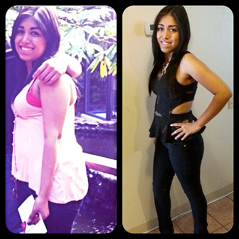 Christina lost 15 pounds at Medarts Weight Loss Specialists