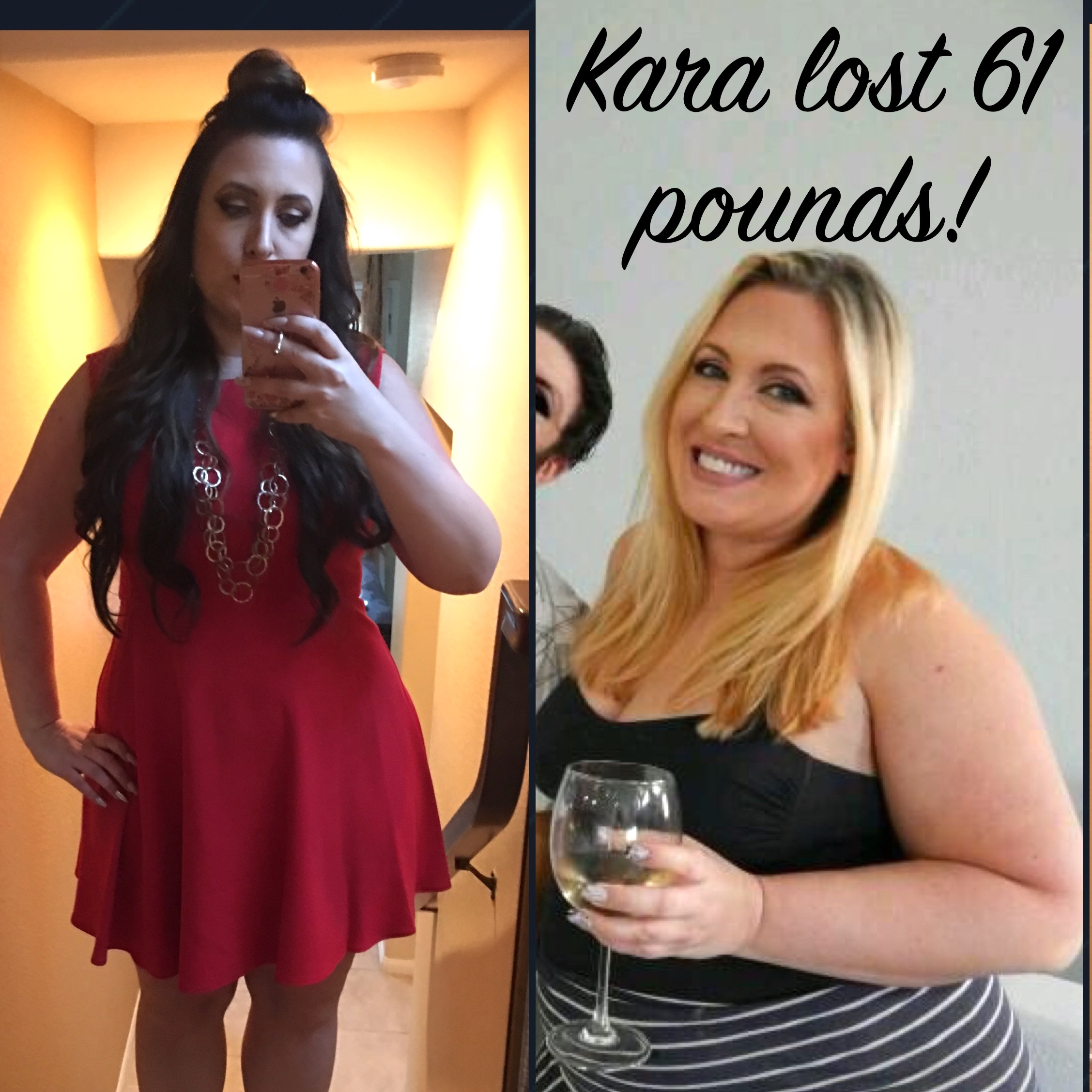 Kara Lost 61 Pounds at Medarts Weight Loss Specialists in Downtown San Diego
