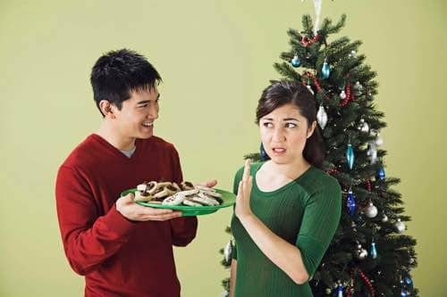 Avoid Weight Gain during the holidays in San Diego.