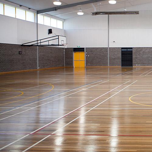 — HUNTER SPORTS HIGH SCHOOL