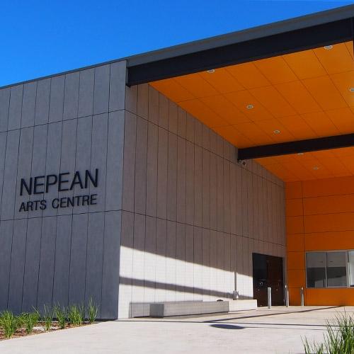 —Nepean arts centre