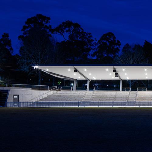 — Barker College Grandstand