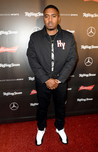 Nas at Rolling Stone Live: Houston