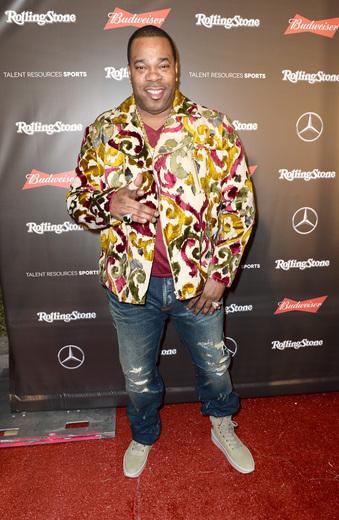 Busta Rhymes at Rolling Stone Live: Houston