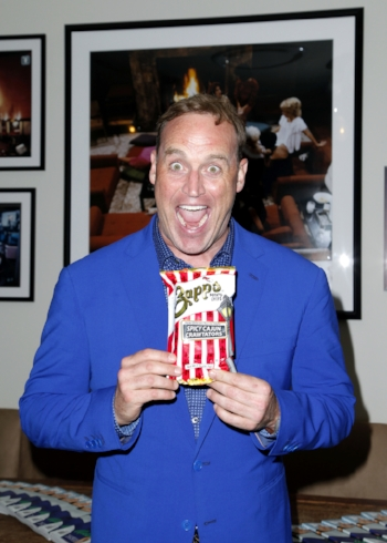 Matt Iseman with Zapp's at TR Sports Pre-ESPYs Party hosted by Martell Cognac