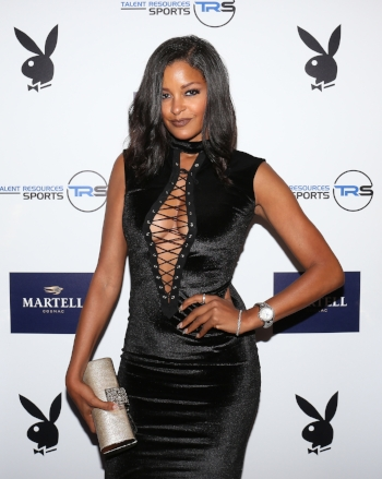 Claudia Jordan at at TR Sports Pre-ESPYs Party hosted by Martell Cognac