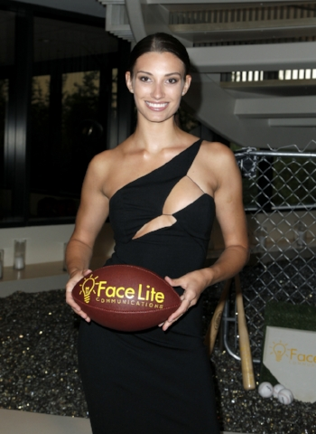 Dana Taylor at TR Sports Pre-ESPYs Party hosted by Martell Cognac