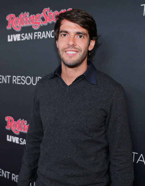 Pro Soccer player Kaka attends Rolling Stone LIVE San Francisco party presented by Talent Resources Sports