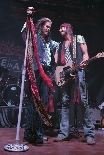 Recording artist Steven Tyler of Aerosmith performs at Rolling Stone LIVE Arizona Presented by Talent Resources Sports