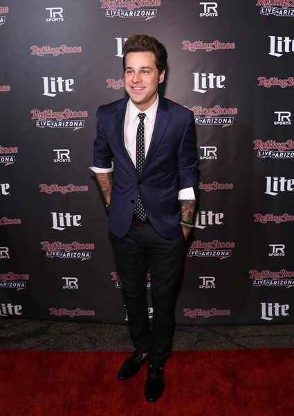 Singer Ryan Cabrera attends Rolling Stone LIVE Arizona Presented by Talent Resources Sports