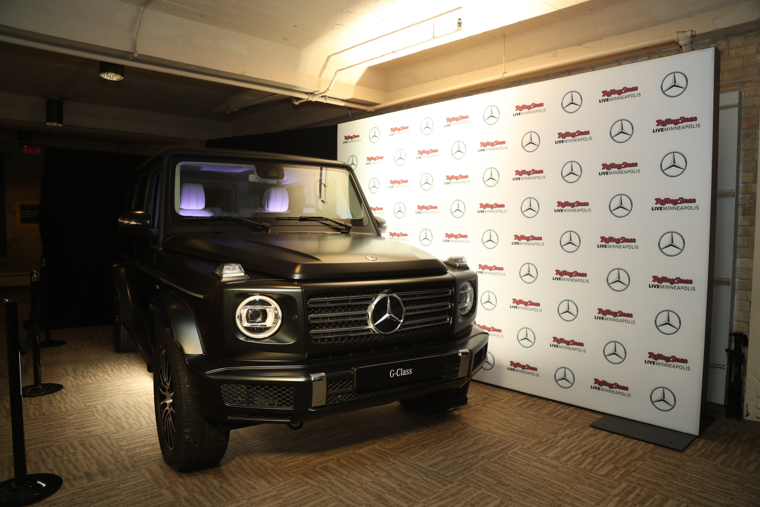 Mercedes-Benz activation