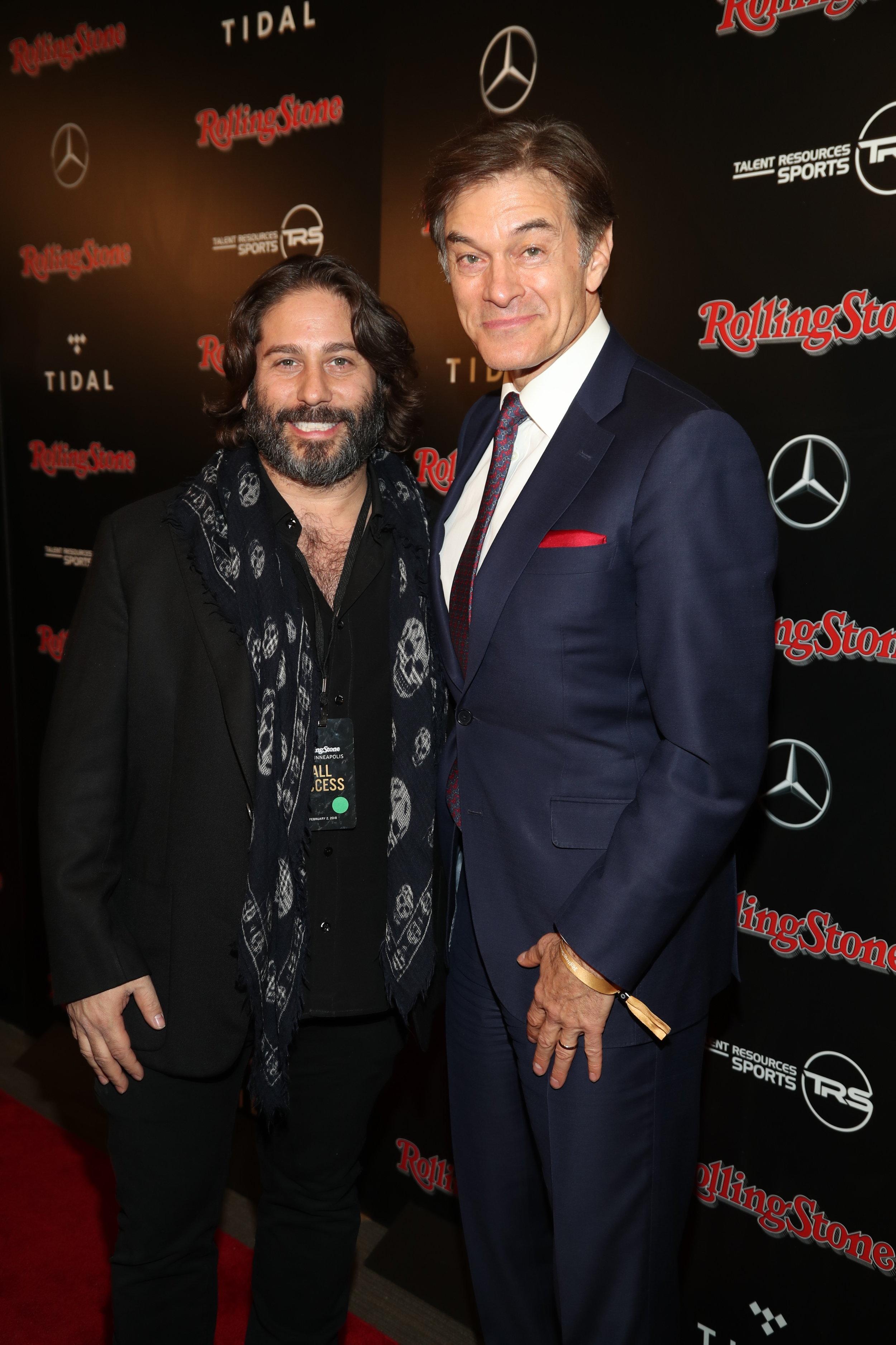 Michael Spencer & Dr. Oz