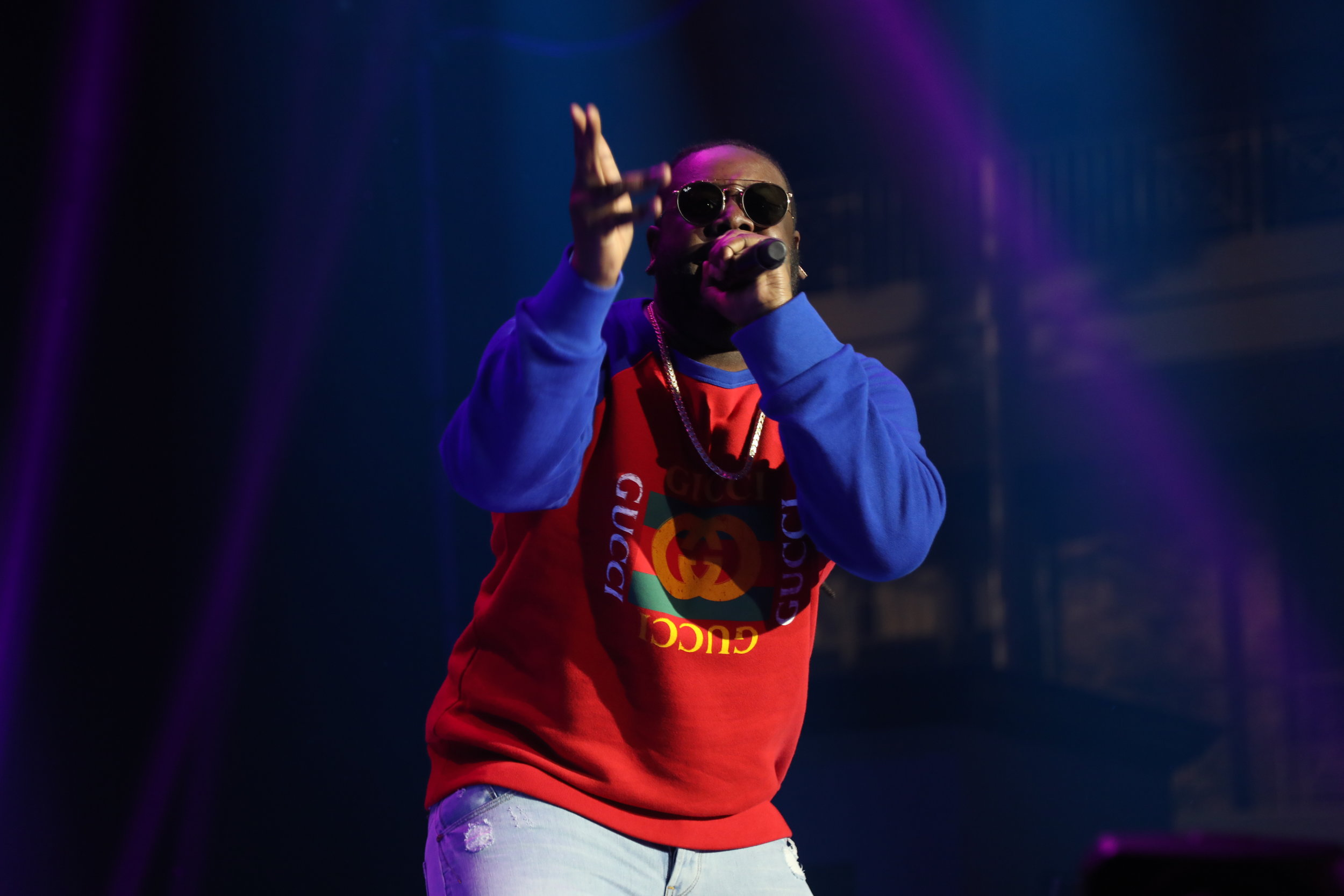 T-Pain performing at Rolling Stone LIVE: Minneapolis