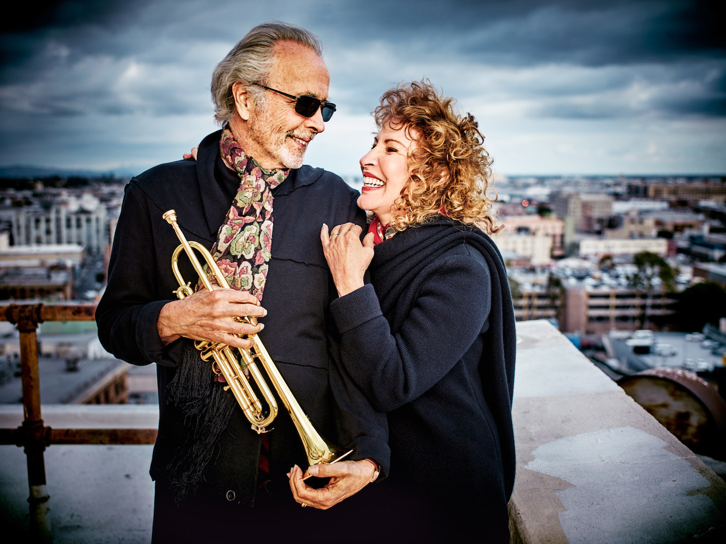 HERB ALPERT& LANI HALL -