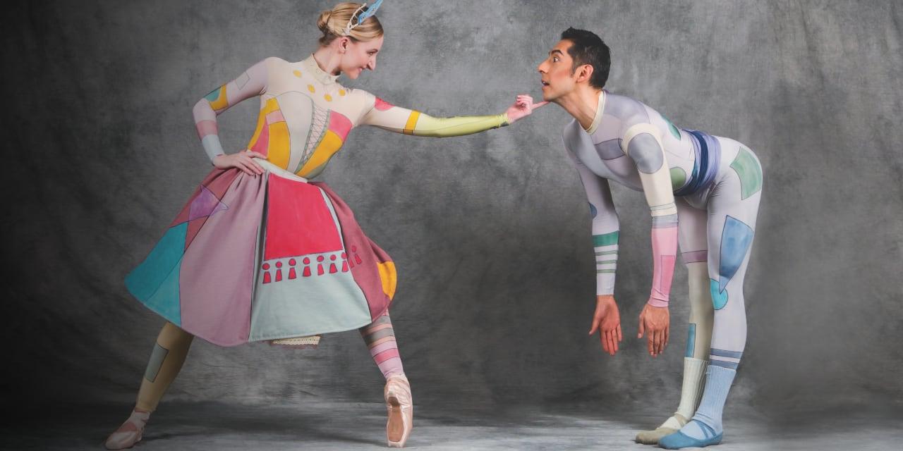 Ballet Jörgen: - Coppélia