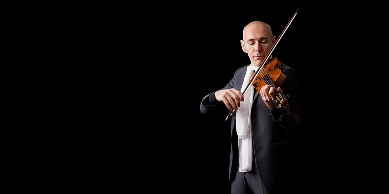 VIVALDIL'ESTROARMONICO - Pacific Baroque Orchestra with Italian Virtuoso Enrico Onofri