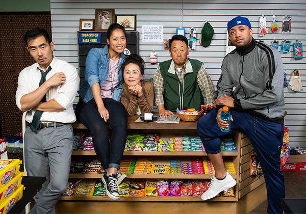 "KIM'S CONVENIENCE - By Ins ChoiFebruary 14, 2020 ● 3:00pmFebruary 14, 2020 ● 7:30pmGrosvenor Theatre""Gut-bustingly funny with a huge heart"" - Vancouver SunAn Arts Club On Tour ProductionMORE INFO →"