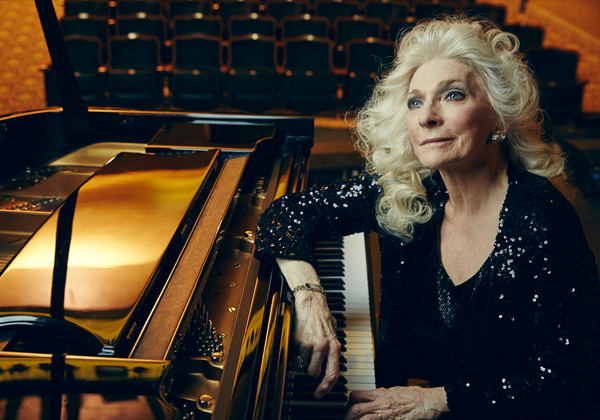 AN EVENING WITH JUDY COLLINS - December 15, 2019 ● 7:30pmIconic 60s folk singer and activist.MORE INFO →