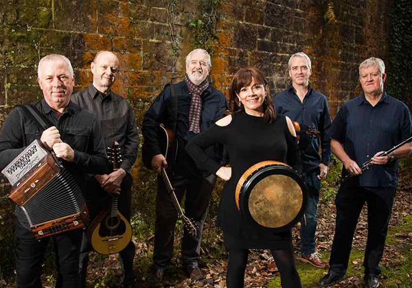 DERVISH - March 15, 2020 ● 7:30pmSoulful traditional folk music from the West Coast of Ireland.MORE INFO →