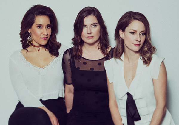 SWEET ALIBI - March 18 & 19, 2020 ● 7:30pmBlending soulful and powerful vocal harmonies with folk and roots.MORE INFO →