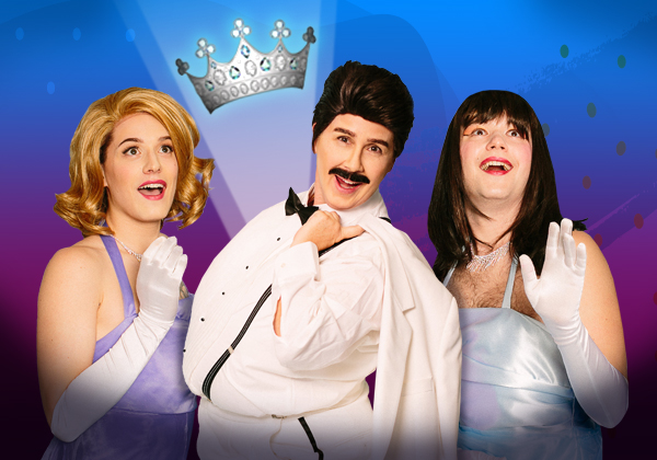 PAGEANT: THE MUSICAL COMEDY BEAUTY CONTEST - Book and Lyrics by Bill Russell and Frank KellyMusic by Albert Evans Conceived by Robert LongbottomMay 1, 2020 ● 7:30pmMay 2, 2020 ● 3:00pmStudio TheatreMusical parody of 80s American beauty contests. A Something Extra ProductionMORE INFO →
