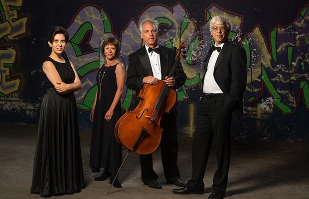 Glorious Strings: - Saguenay String Quartet & Lafayette String Quartet