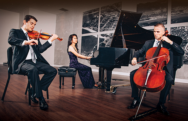 Koerner Piano Trio -