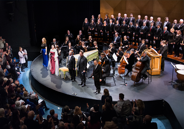 HANDEL'S MESSIAH - November 29, 2019 ● 7:30pmA holiday favourite featuring the Pacific Baroque Orchestra, Vancouver Cantata Singers and guest soloists.MORE INFO →