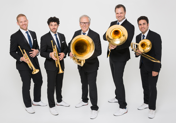 CANADIAN BRASS - April 4, 2020 ● 7:30pmRenowned for genre-bending versatility, the group is almost single-handedly responsible for elevating the art of the brass quintet.MORE INFO →