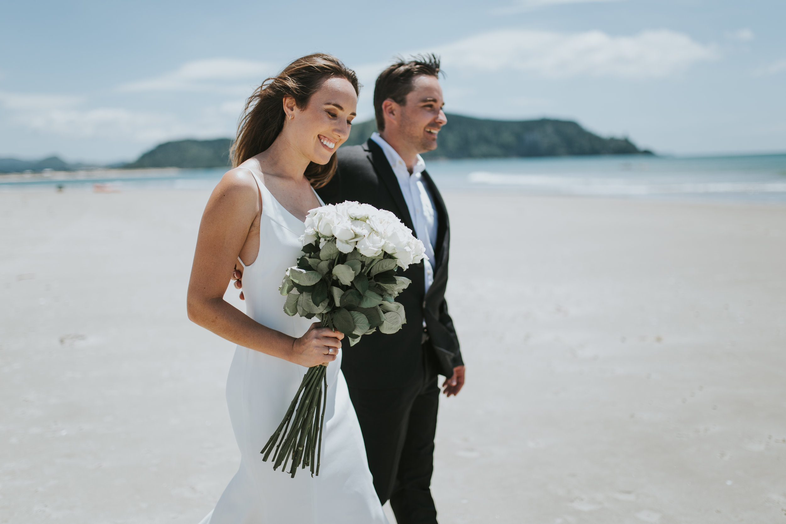 GRANT & MIRANDA- 10TH JANUARY. 2018- WHANGAMATA, NEW ZEALAND