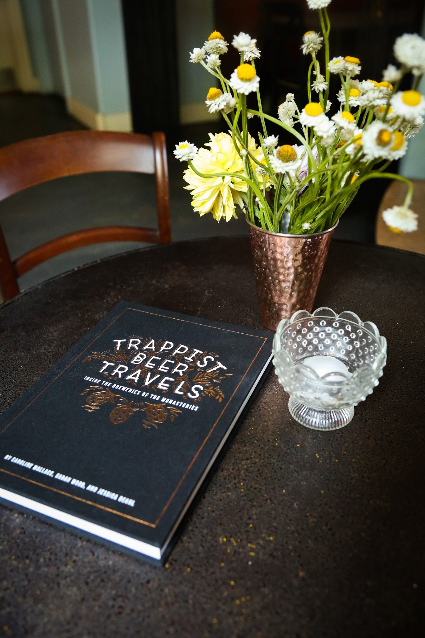"""""""Trappist Beer Travels,"""" which is being released May 28. Photo By: Mason Endres"""