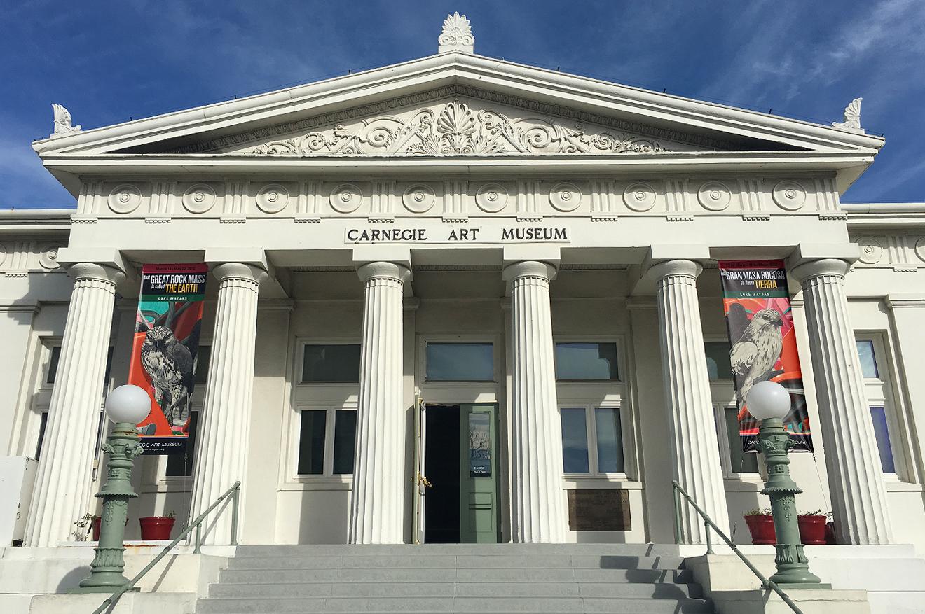 The Carnegie Art Museum