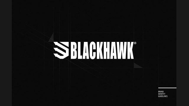 @blackhawk wanted to refine their visual system without losing brand equity.