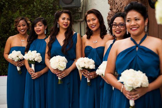 orange county wedding event planner bridesmaids