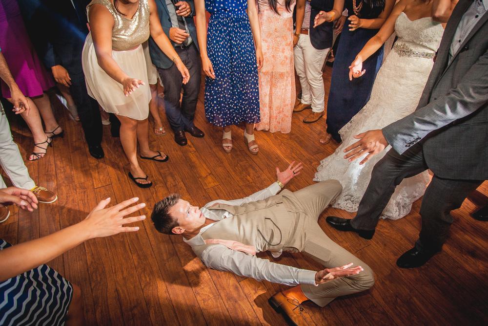 orange county wedding event planner patrick dancefloor moves