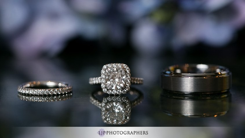 orange county wedding event planner wedding rings