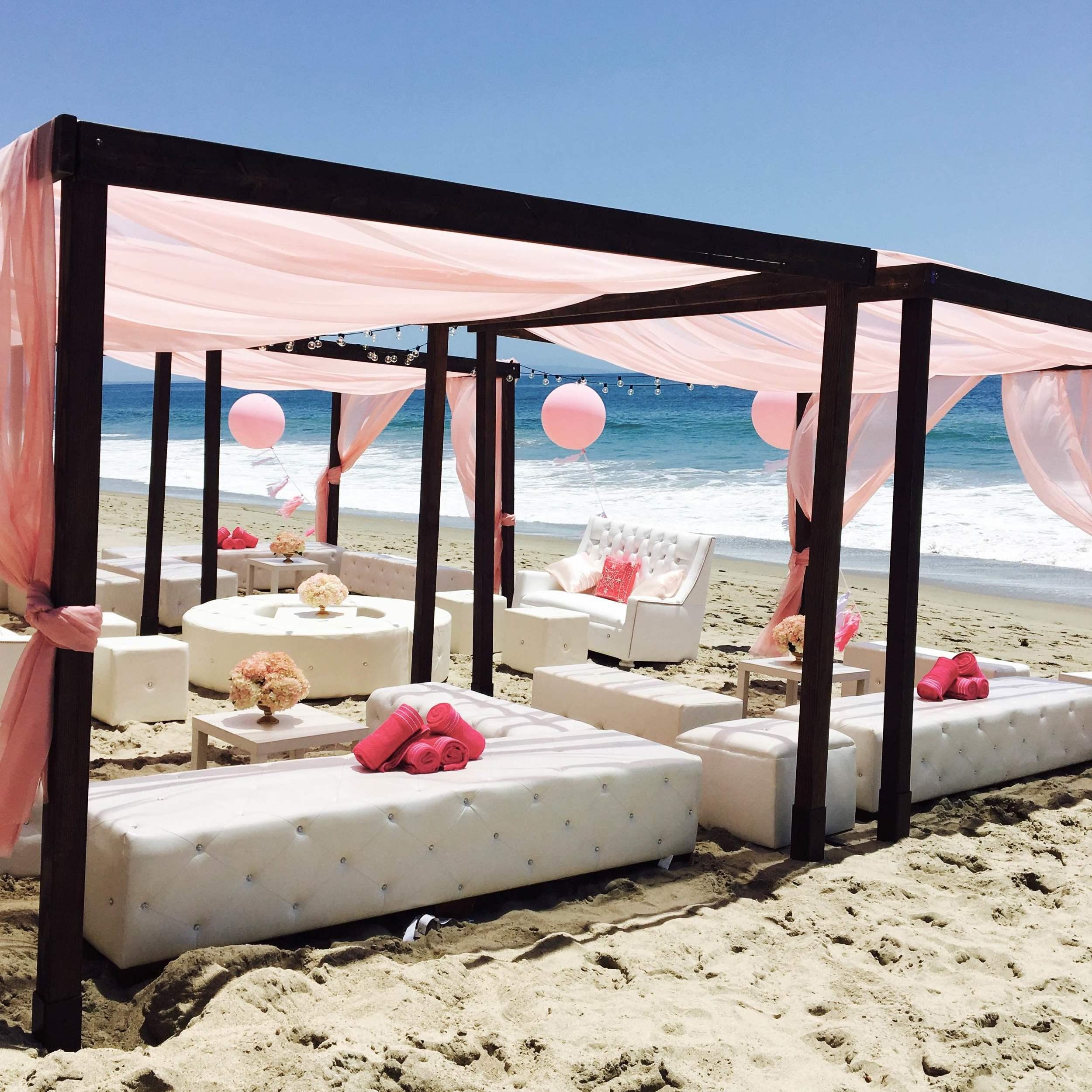 orange county social beach event planner malibu beach