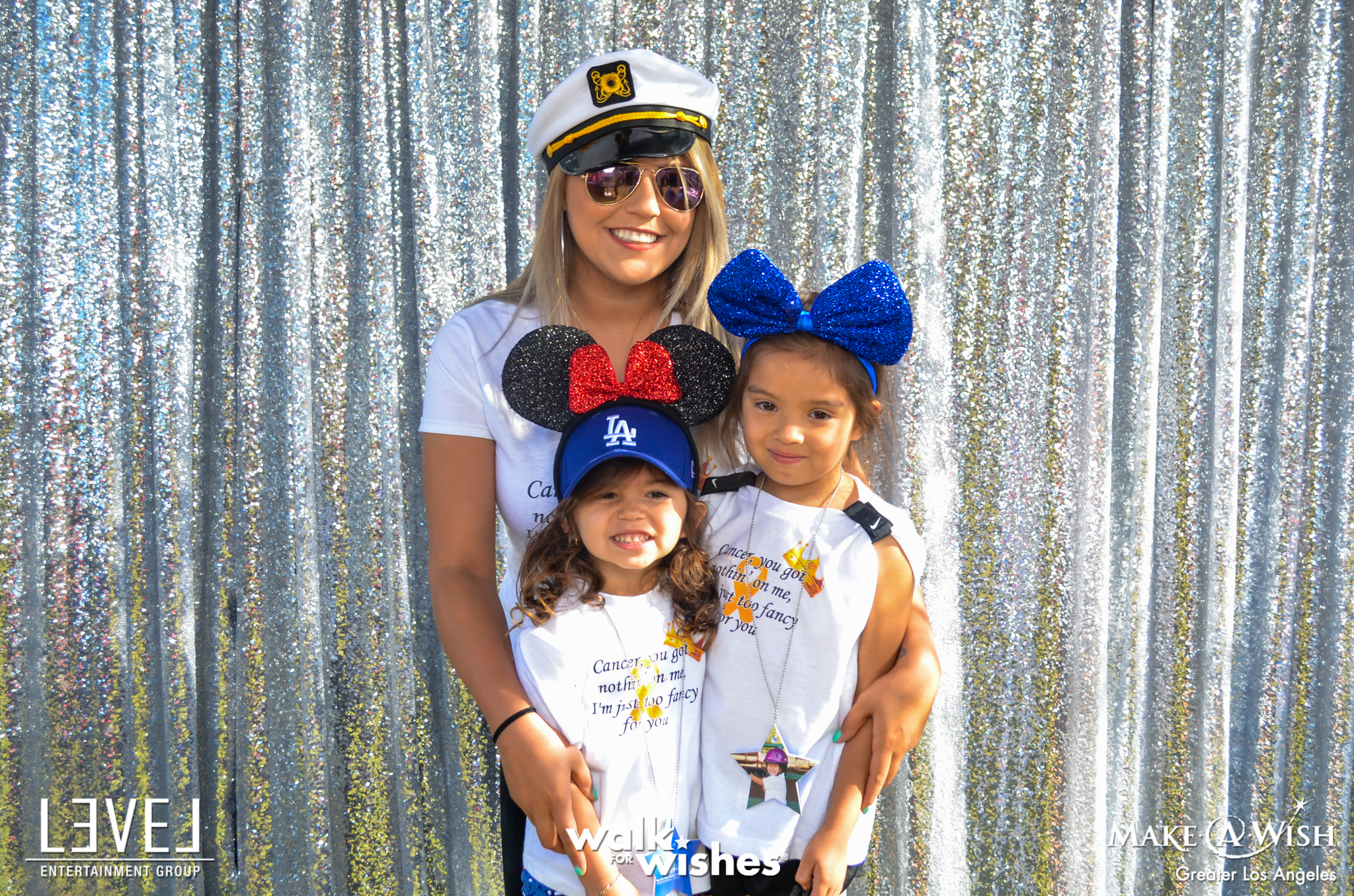 orange county charity social event planner make a wish cute