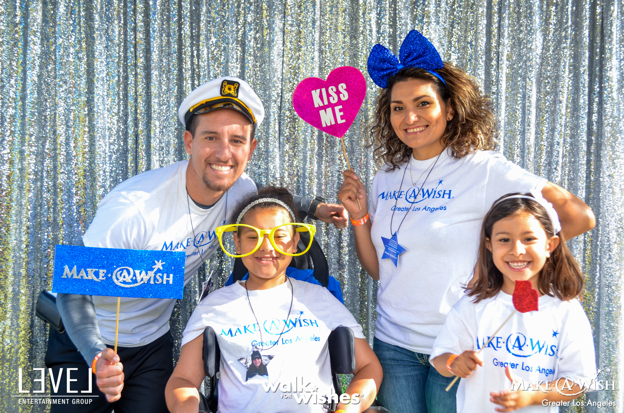 orange county social charity event planner make a wish