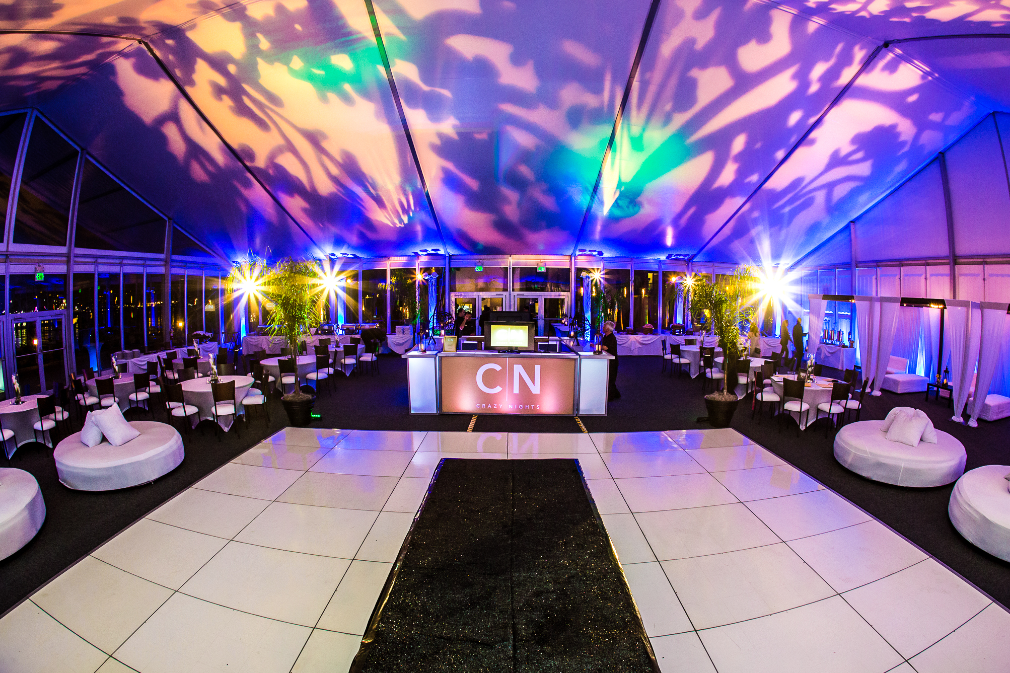 orange county corporate event planner uplighting main