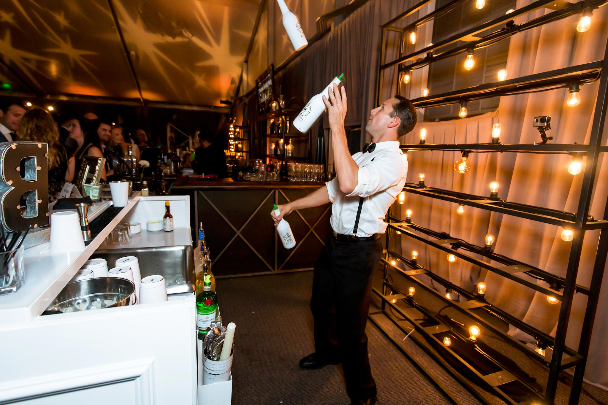 orange county corporate event planner flair bartender speakeasy