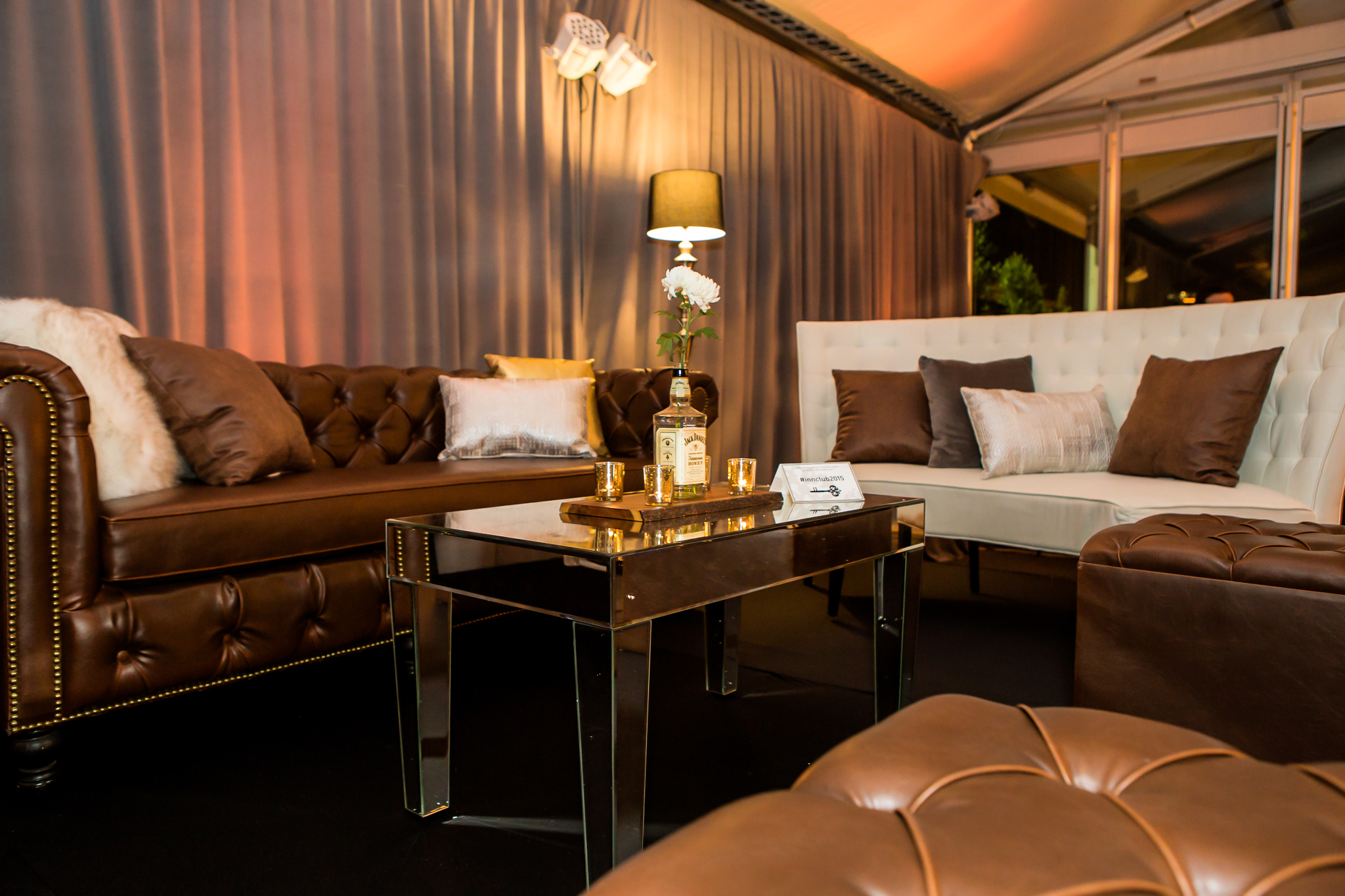 orange county corporate event planner lounge area speakeasy