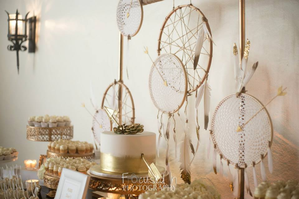 orange county wedding event planner dreamcatchers and cake