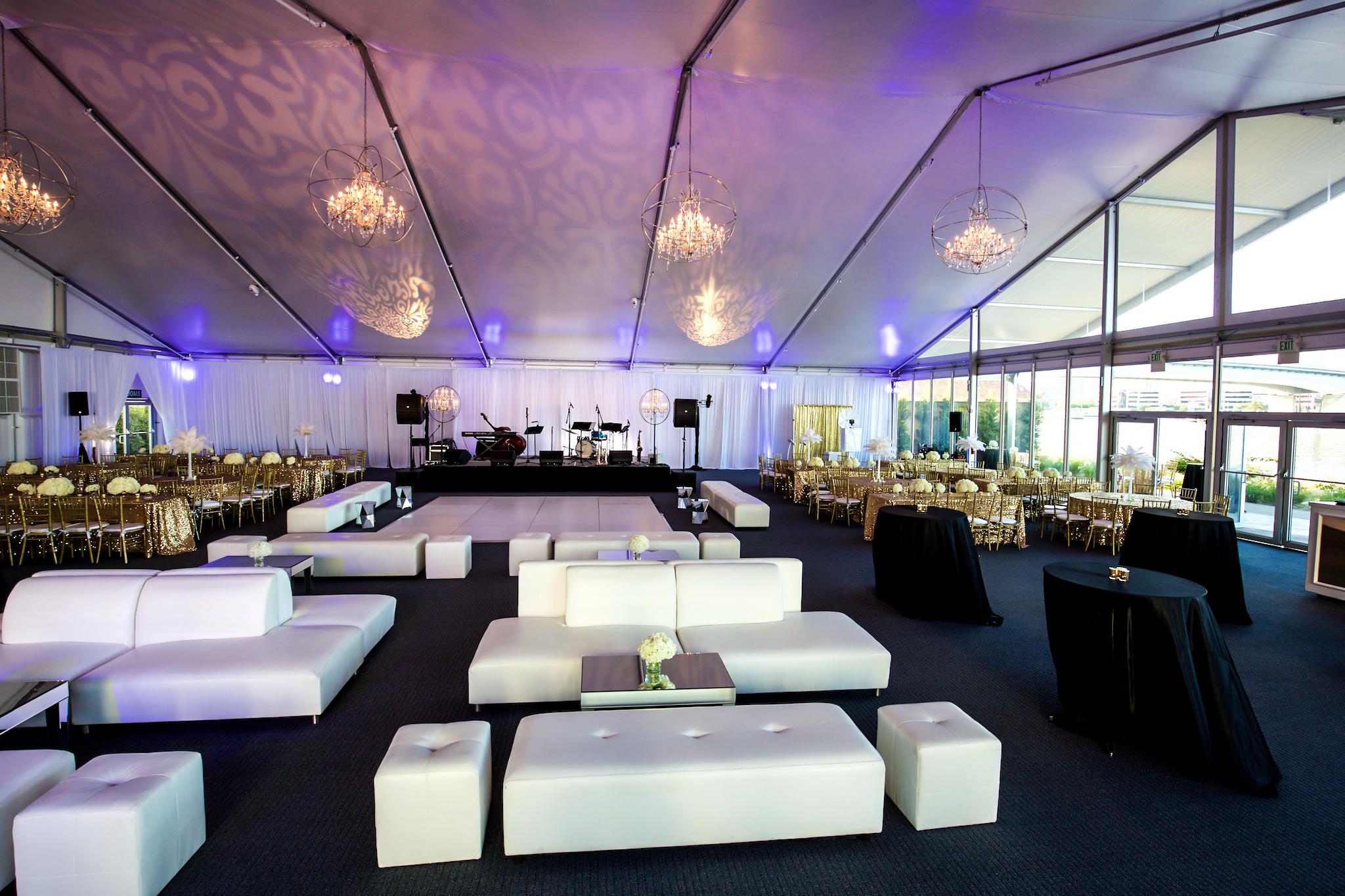 orange county corporate event planner furniture rental