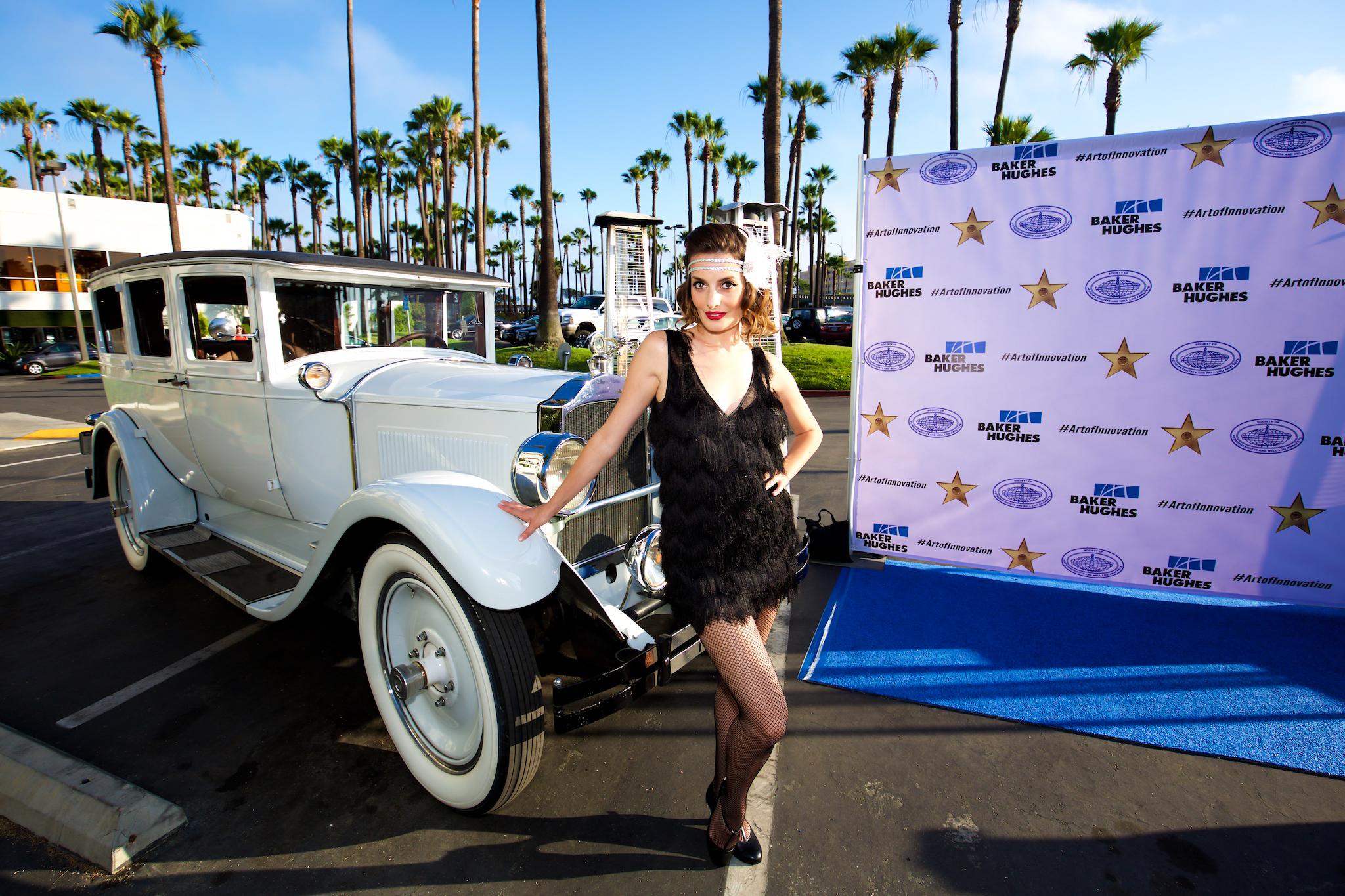orange county corporate event planner antique car