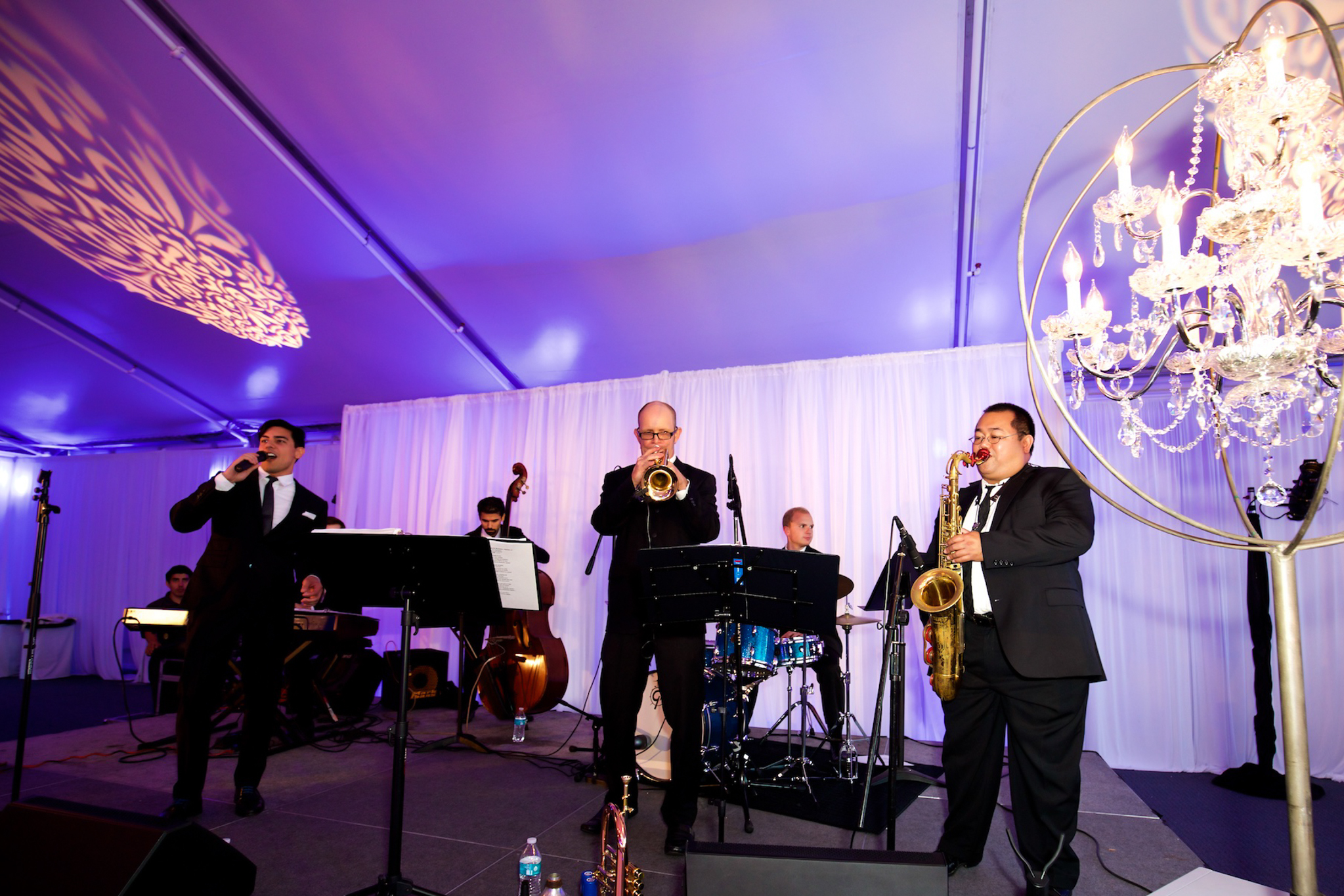 orange county corporate event planner live band