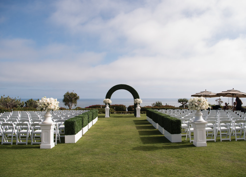 Montage Laguna Beach Wedding