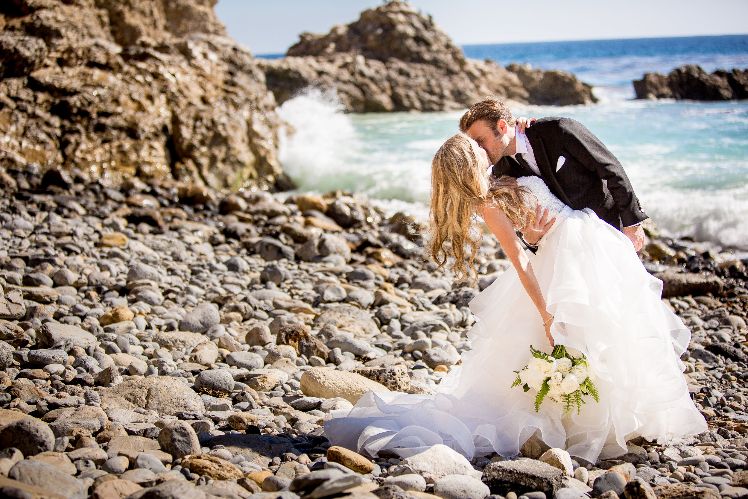 Terranea Palos Verdes Wedding